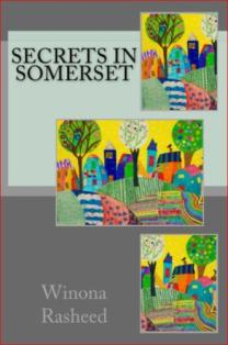 Secrets in Somerset Book Cover use this to display 3