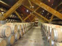 barrel storage & aging