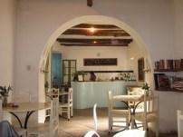 Café at Niños Hotel