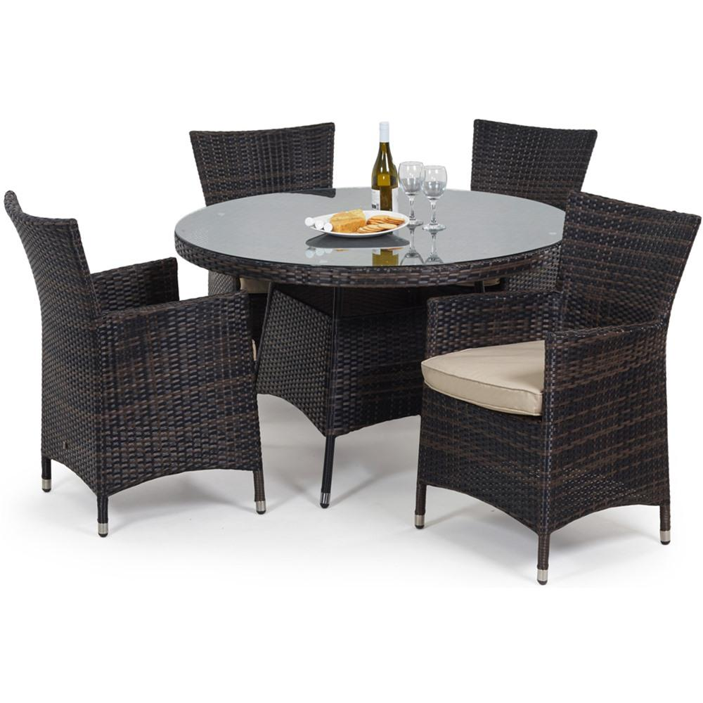 Outdoor Table And Chair Set Rattan Furniture Prince Sofa Chairs Set 001