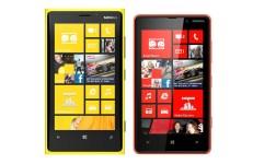 Lumia 920 v. Lumia 820