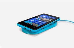 Lumia 620 Wireless charging