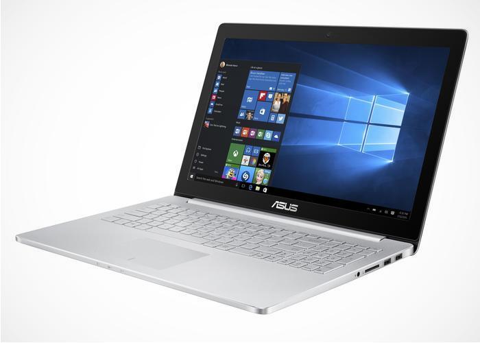 ASUS Zenbook Pro UX501. características. precio y disponibilidad