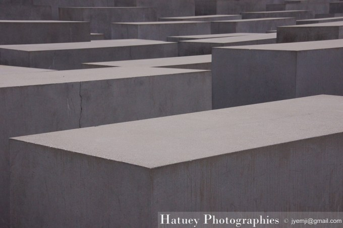 Photographies à Berlin, Allemagne, avril 2015, Mémorial aux Juifs assassinés d'Europe by © Hatuey Photographies