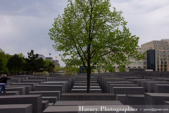 Photographies à Berlin, Allemagne, avril 2015, Mémorial aux Juifs assassinés d'Europe by © Hatuey Photographies