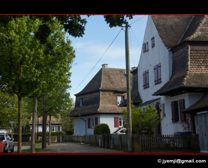 Photographies de Strasbourg, quartier du Stockfeld par © Hatuey Photographies
