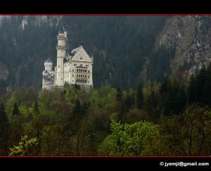 Chateau de neuschwanstein, Baviere Allemagne par © Hatuey Photographies