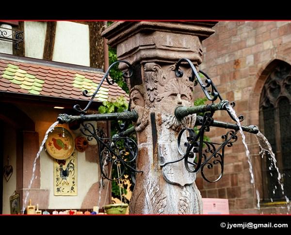 Photographies d'Alsace (Kaysersberg)
