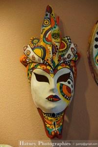 Les masques de Papiermache.it