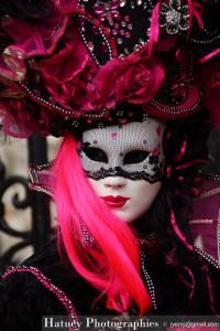 Carnaval de Venise 2016 Ⓒ Hatuey Photographies