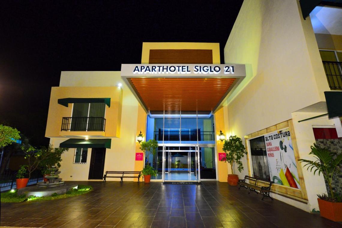Hotel, Merida Yucatan: Koox Siglo 21 Corporate Aparthotel