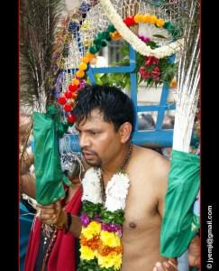 Procession de Ganesh