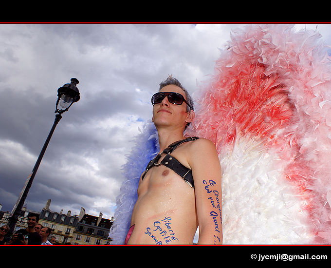Photographies de la Gay Pride 2012 par © Hatuey Photographies