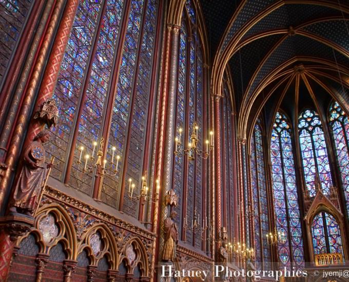 Photographies à la Sainte Chapelle (Paris) par © Hatuey Photographies