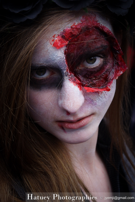 Zombie Walk Paris 2014. Photographies de Paris par © Hatuey Photographies