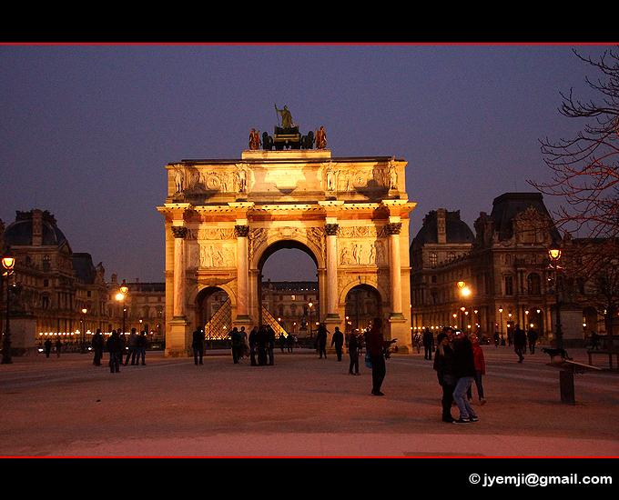 Photographies de Paris by night par © Hatuey Photographies