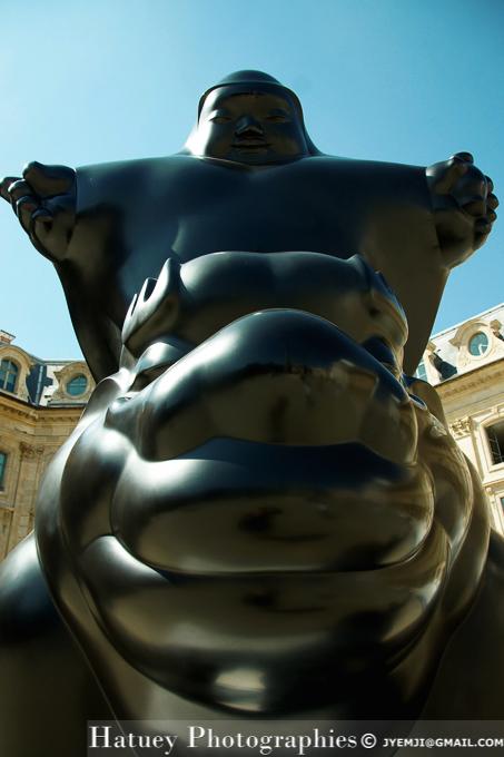 Exposition Li Chen, Place Vendome. Photographies à Paris par © Hatuey Photographies