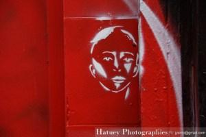 Rue Desnoyez (Belleville) . Photographies de Paris par © Hatuey Photographies