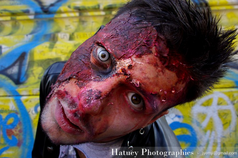 Photographies de la Zombie Walk Paris 2015 par © Hatuey Photographies © jyemji@gmail.com
