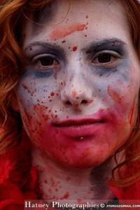 Zombie Walk, Paris 2013. Photographies à Paris par © Hatuey Photographies