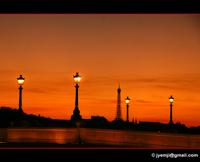 Photographies de Paris by night par © Hatuey Photographies