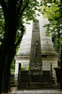 Cimetière du Père Lachaise . Photographies de Paris par © Hatuey Photographies