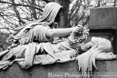 """Paris, Cimetiere du Pere Lachaise, Adélaïde Louise Jeanne Victoire Morris """"©Hatuey Photographies"""""""