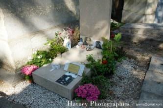 """Paris, Cimetiere du Pere Lachaise, Tombe Suzon GUARRIGUES """"©Hatuey Photographies"""""""