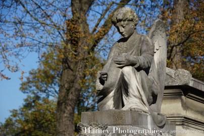 """Paris, Cimetiere du Pere Lachaise , Photographies de Paris, Cemetery Graveyard Cementerio Cimitero Friedhof , Cimetiere du Pere Lachaise , Photographies de la tombe de Nicolas WASILIEWITCH DE SATINE (1833-1877) par """"©Hatuey Photographies"""