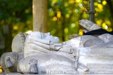 ABELARD et HELOISE, Art Funéraire, Cemetery, Chiens, Cimetière, Cimetière du Père Lachaise, France, Friedhof, ©Hatuey Photographies, Paris, Père Lachaise, cimitero, graveyard,Sculpture,Gisant,Division 07