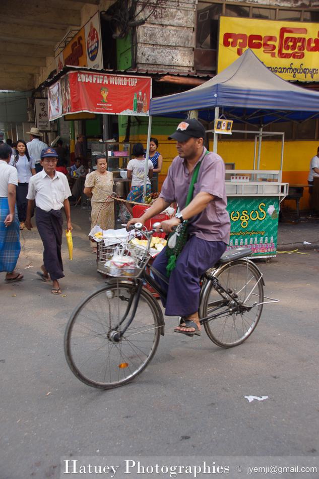 Yangon- Myanmar by ©Hatuey Photographies