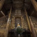 Myanmar Birmanie, Photographies 2015, Asie, Sculpture, Mandalay, Monastère Shwenandaw by © Hatuey Photographies