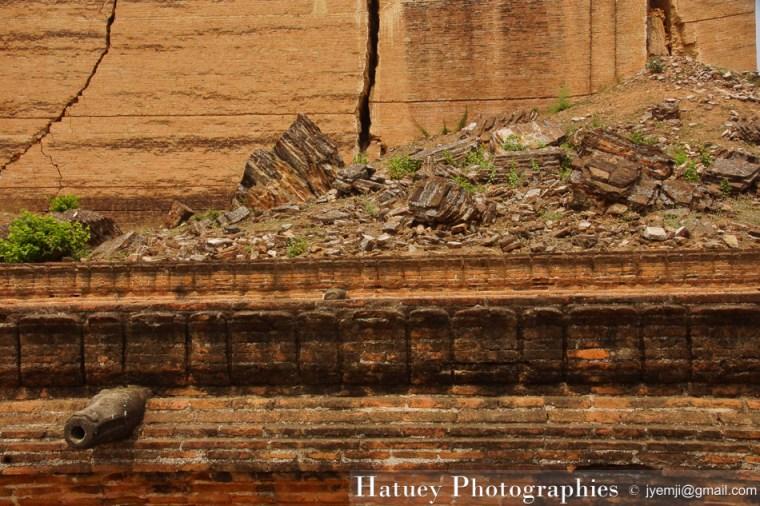 Asie, Hatuey Photographies, Mingun, Myanmar, Photographies, Pa Hto Taw Gyi, Mingun by © Hatuey Photographies