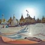 360 Shwedagon Pagoda