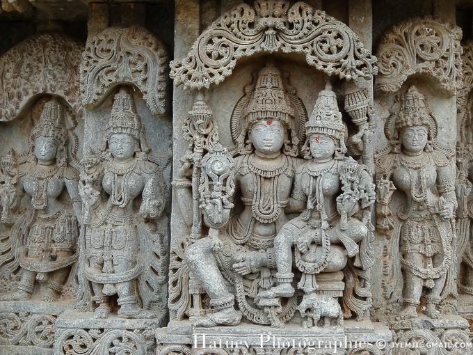 Lakshminarasimha Temple, Javagal (Karnataka) , Tourism in South India. Photographs of South India, Photographies en Inde du Sud par © Hatuey Photographies