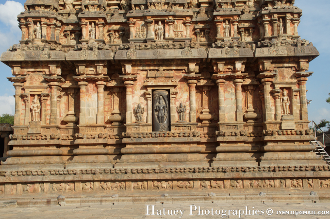 Darasuram Airavateswarar Temple Tamil Nadu (India) , Tourism in South India. Photographs of South India, Photographies en Inde du Sud par © Hatuey Photographies