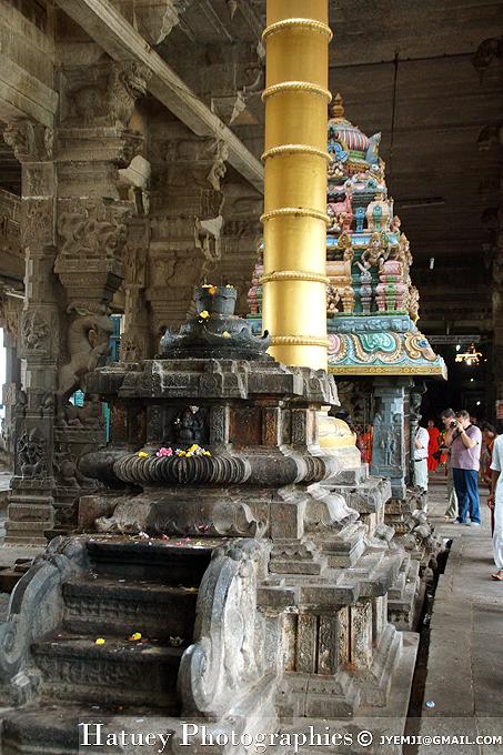 Kanchipuram, Ekambareswarar Temple (TN). Tourism in South India. Photographs of South India, Photographies en Inde du Sud par © Hatuey Photographies