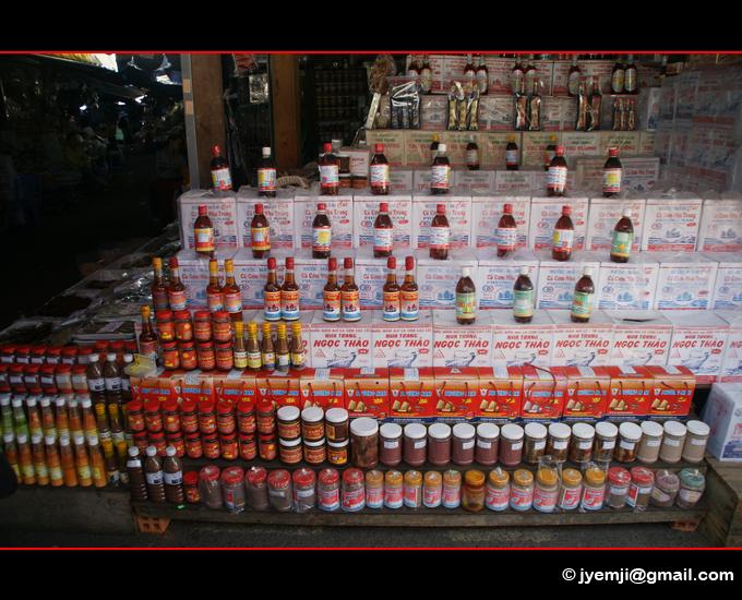 Photographies du Vietnam à Nha Trang (Cho Dam Market)par © Hatuey Photographies