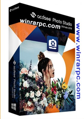 ACDSee Photo Studio Ultimate 2019 v12.1.1.1673 Crack Full Version