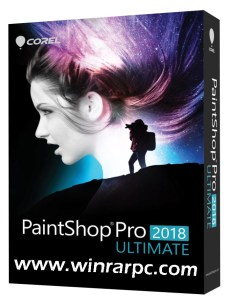 Corel PaintShop Pro 2018 Ultimate 20 + Content Cracked