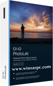 Download DxO PhotoLab Elite 1.1.0 incl Patch Full Version
