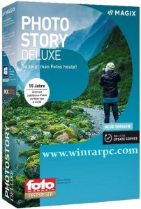 MAGIX Photostory Deluxe 2018 17.1.1.92 incl Crack Full Version