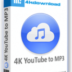 4K YouTube to MP3 3.3.8 With Crack