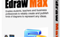 Edraw Max 9.2 PRO With Crack