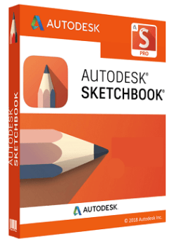 Autodesk SketchBook Pro 2020.1 v8.6.6 With Crack