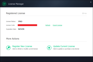 IObit Malware Fighter PRO 7.5.0 With Serial Key (Anti Ransomware)