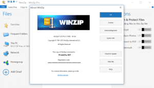 Download WinZip 24 PRO incl License Key Full Version