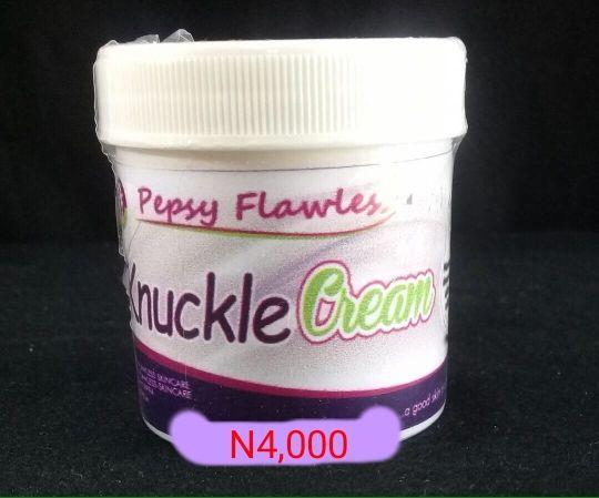 Knuckle Cream