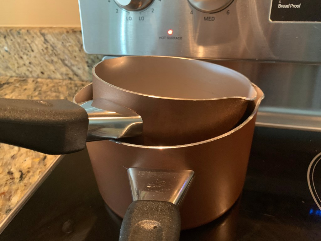 diy double boiler pot: make your own boiler pot at home