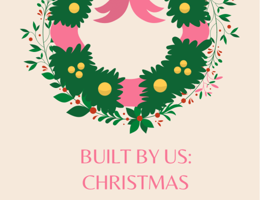 Built By Us: Chrsitmas Wreaths